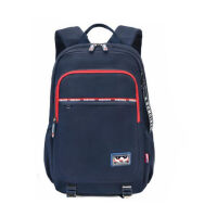 新仕高中学生书包 0051男童多层双肩包 韩版初中生校园背包