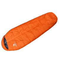 秋冬野营露营户外妈咪成人睡袋