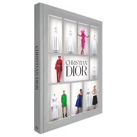 现货包邮 英文原版 Christian Dior 克里斯汀・迪奥:V&A年度大展 经典作品 时尚摄影服装设计画册