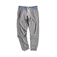 SUPERDRY/极度干燥  潮牌 男女新春新款束脚修身运动休闲长裤 加绒SPD-M70MX000F1