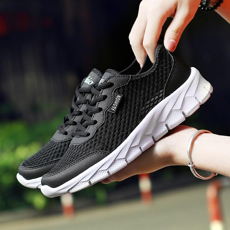 夏季网状鞋男休闲网鞋韩版男鞋男运动鞋男网格鞋男网面鞋子39码