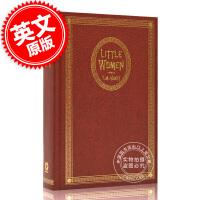 现货 小妇人 英文原版 精装 电影插图版 路易莎・梅・奥尔科特 半自传体小说 Louisa May Alcott 同名