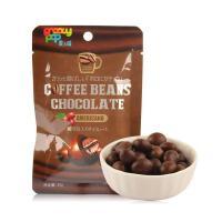 【当当自营】韩国进口  果入味GroovyPop 咖啡豆巧克力(代可可脂)35g*4袋