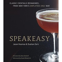 英文原版 说遍美国 Speakeasy: The Employees Only Guide to Classic Co