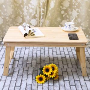 @御目 电脑桌 笔记本办公桌床上懒人桌小桌子简约可折叠学生宿舍寝室学习写字书桌书房创意家具