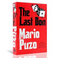 英文原版 The Last Don 教父三部曲3 末代教父 马里奥・普佐 Mario Puzo 被誉为男人的圣经 永恒