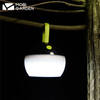牧高笛户外露营野营造型迷你防水USB充电LED照明灯零动帐篷营地灯