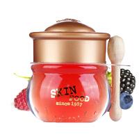 思亲肤(skin food)番茄\西红柿 莹亮水润诱人唇膏 口红 唇彩 草莓 蜜桃 蜂蜜