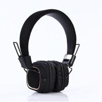 立体声头戴式蓝牙耳机音乐通用带麦可通话布艺耳机