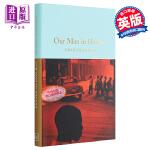 【中商原版】Collectors Library系列:我们在哈瓦那的人 英文原版 Our Man in Havana