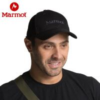 【活动价:110 双11两件九折 领券再优惠】Marmot/土拨鼠新品户外舒适透气休闲男女通用棒球鸭舌帽子