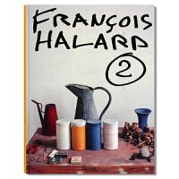 现货包邮 Francois Halard: A Visual Diary 室内摄影师 弗朗索瓦・哈拉德摄影作品集 视觉