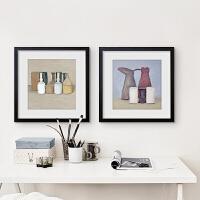 御目 相框 实木正方形十字绣裱画框7寸5 6 8 16 12 10 20 24寸挂墙挂件挂饰
