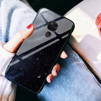华为p20pro手机壳mate20x玻璃10荣耀9i欧美v9简约v10男nova3创意2