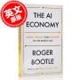 现货 人工智能经济 机器人时代的工作、财富和福利 英文原版 Roger Bootle 商业 经济 平装 The AI Economy