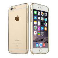 倍思 iphone6手机壳苹果6s套6plus硅胶超薄ip6透明软防摔新款i6六