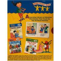 Word Family Tales 趣味认知故事集:词根学习法 ISBN9780545067744