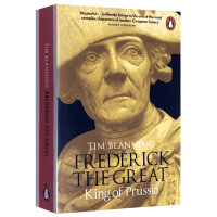 正版现货 腓特烈大帝传 英文原版人物传记 Frederick the Great King of Prussia 英文