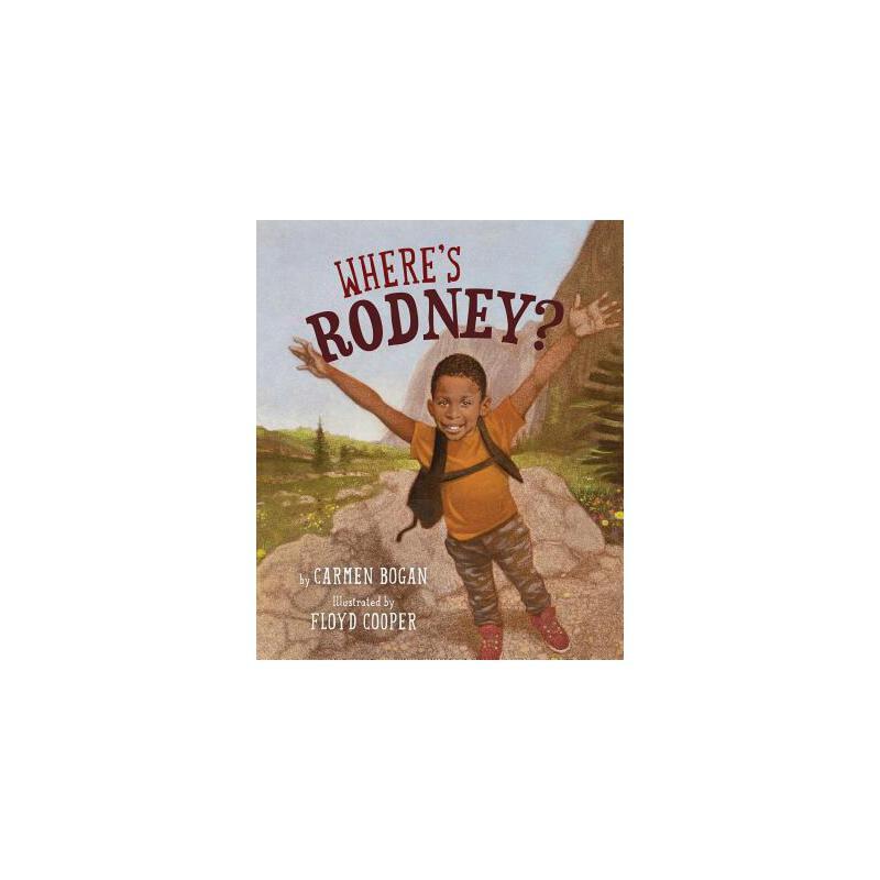 【预订】Where's Rodney? 预订商品,需要1-3个月发货,非质量问题不接受退换货。