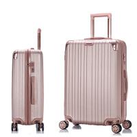 卡帝乐鳄鱼行李箱拉杆箱万向轮旅行箱20韩版女男26学生24密码皮箱子28寸