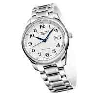 浪琴Longines-名匠系列 L2.793.4.78.6 机械男士手表