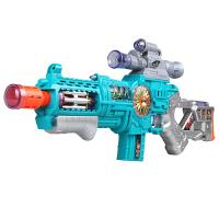 儿童玩具枪电动小孩投影枪机关枪冲锋枪狙击枪3-6岁男孩声光
