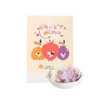【网易严选 食品盛宴】花格云朵酸奶块 96克