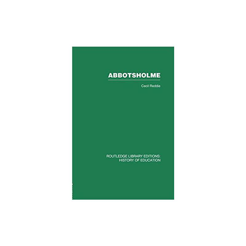 【预订】Abbotsholme 9780415761772 美国库房发货,通常付款后3-5周到货!