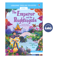 Usborne Level 1 The Emperor and the Nightingale 皇帝与夜莺 英语小读者
