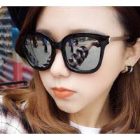 新款偏光太阳镜女 男明星方框眼镜 气质百搭防紫外线炫彩瘦脸墨镜 支持礼品卡