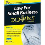 【预订】Law For Small Business For Dummies Uk Edition 978111897