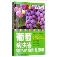 葡萄病虫害绿色防控彩色图谱
