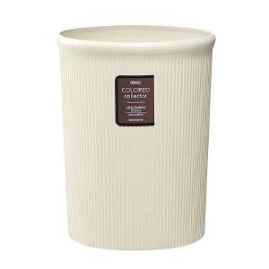 [当当自营]Lustroware 原装进口垃圾桶(M)10L / L-1061/IV