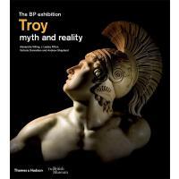 正版 Troy 特洛伊:超越神话 英文原版