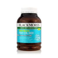 澳大利亚BLACKMORES 澳佳宝 超浓缩无味深海鱼油胶囊 400粒/瓶