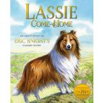 【预订】Lassie Come-Home: An Adaptation of Eric Knight's Classi