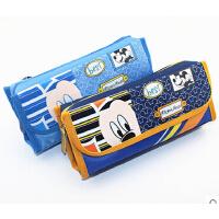联众 迪士尼 学生笔袋 文具袋大容量 文具盒 米奇铅笔袋 D01010