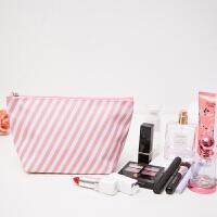旅行化妆包 小号便携女化妆袋手拿大软妹简约随身化妆品收纳包