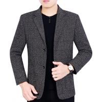 西装外套男休闲修身韩版男士西服上衣单件2018春秋新款中年小西装
