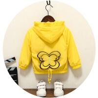 夹克外套女宝宝0-1三2四3到4周岁小女孩衣服婴幼儿外出服