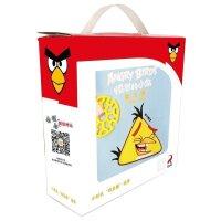愤怒的小鸟:我不哭 0-3岁宝宝枕头书玩具书 中英双语对照亲子阅读0-3岁小孩枕头 3-6岁图画故事书早教
