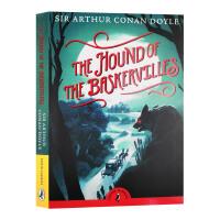 The Hound of the Baskervilles 巴斯克维尔的猎犬 英文原版小说 福尔摩斯 英国侦探小说之父