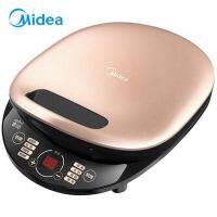 Midea/美的 电饼铛 家用 双面加热 悬浮烤盘 薄饼机 煎烤机 MC-WJSN30B