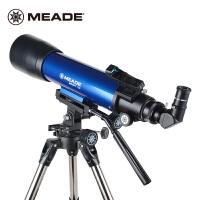 买一送三 米德天文望远镜102AZ 102/600大口径折射天文望远镜可当摄影镜头观景正像