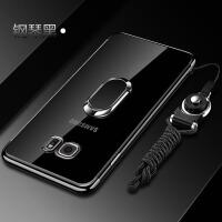 三星A5100手机壳SM一A7100透明A7 2016版A5保护硅胶套smg全包边防摔g