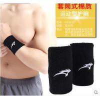 户外护腕男女士运动扭伤篮球健身排球吸汗擦汗巾护手加压保暖腕套