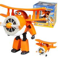 奥迪双钻超级飞侠玩具大号变形机器人全套装小飞侠玩具 胡须爷爷