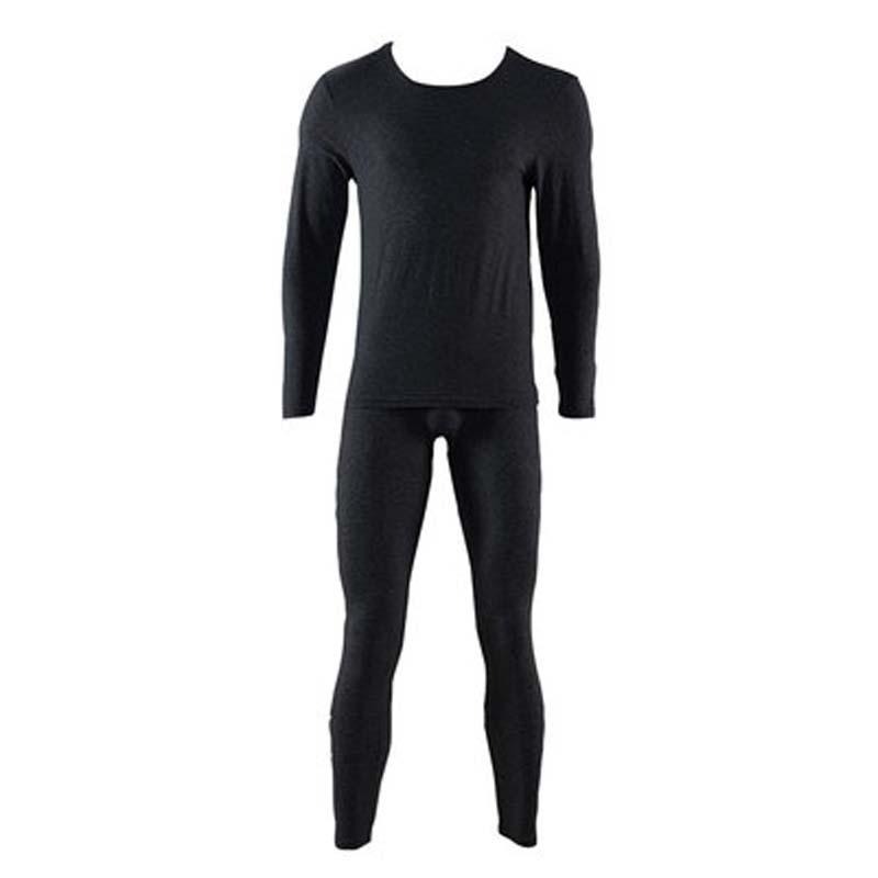 秋衣秋裤打底圆低领保暖 基础薄款保暖内衣