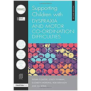 【预订】Supporting Children with Dyspraxia and Motor Co-ordination ... 9781138855083 美国库房发货,通常付款后3-5周到货!