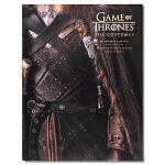 现货包邮 Game of Thrones: The Costumes 冰与火之歌 权力的游戏 服装服饰艺术画册设定集